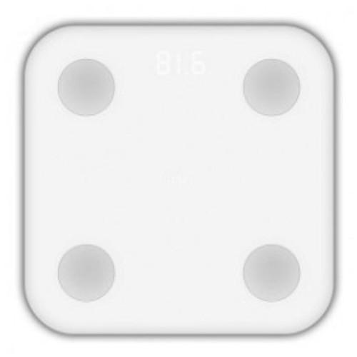 Xiaomi Smart Scale 2 Timbangan Badan Pintar - XMTZC05HM - White