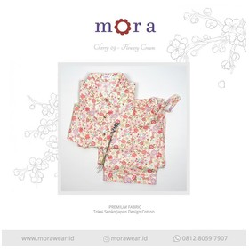 Mora Cherry 09 Flower Cream