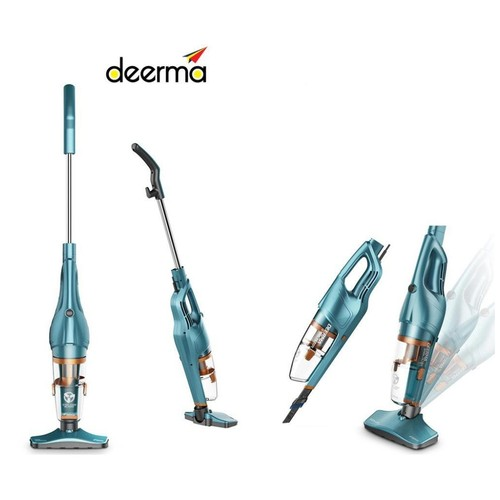 Xiaomi Deerma Vacuum Cleaner Handheld 2-in-1 Penyedot Debu DX920 - Hitam