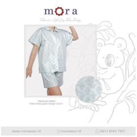 Mora Eline 02 Soft Grey Blu