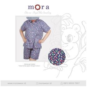 Mora Eline 03 Royal Blue St