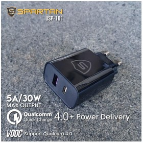 SPARTAN Adapter Fast Charge