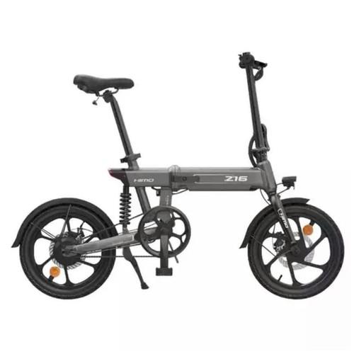 Xiaomi HIMO Z16 Sepeda Elektrik Folding Bike Bicycle Electric Z 16 - GREY