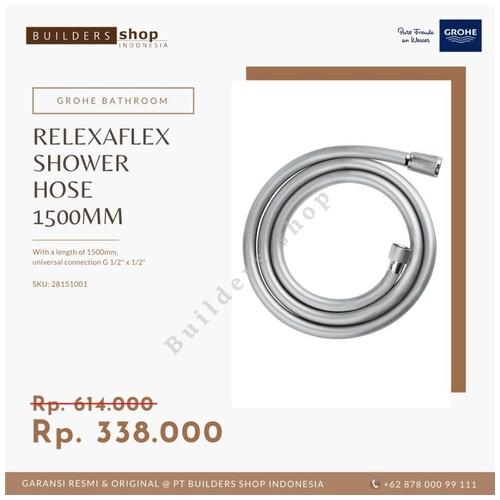 GROHE 28151001 - Relexaflex Shower Hose 1500