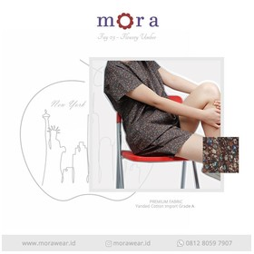 MORA Fay 03 Flowery Umber