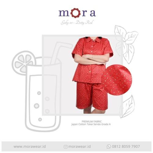 MORA Gaby 01 Dotty Red
