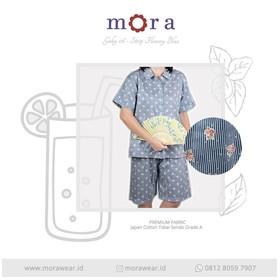 MORA Gaby 06 Strip Flowery