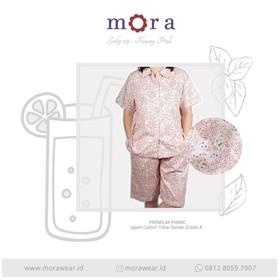 MORA Gaby 09 Flowery Pink