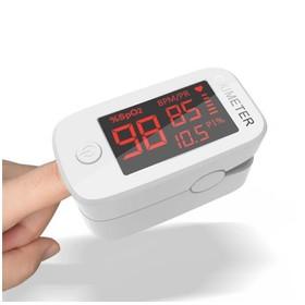Pulse Oximeter Oximetry LCD