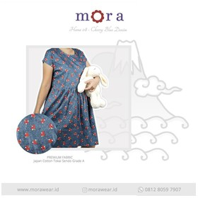 Mora Hana 08 Cherrry Blue D