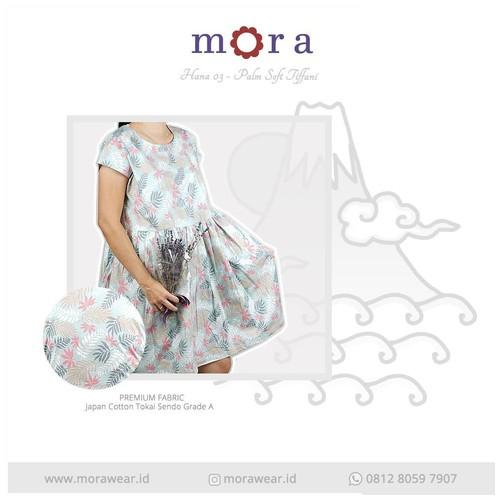 Mora Hana 03 Palm Soft Tiffani