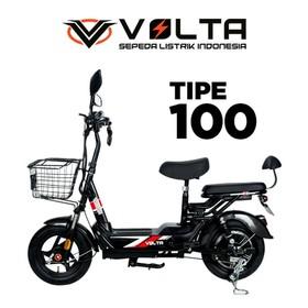 Volta 100 Matte Black