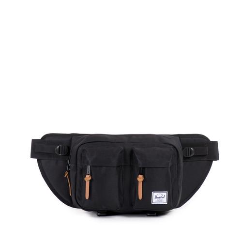 Herschel Eighteen 6L Waist Bag - Black CORE