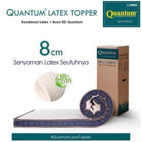Quantum Latex Topper 8 cm 9