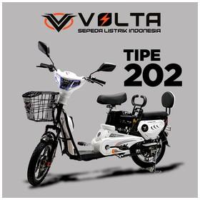 Volta 202 Pearl White