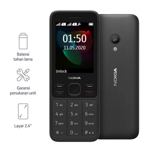 Nokia 150 (2020 Edition) - Black
