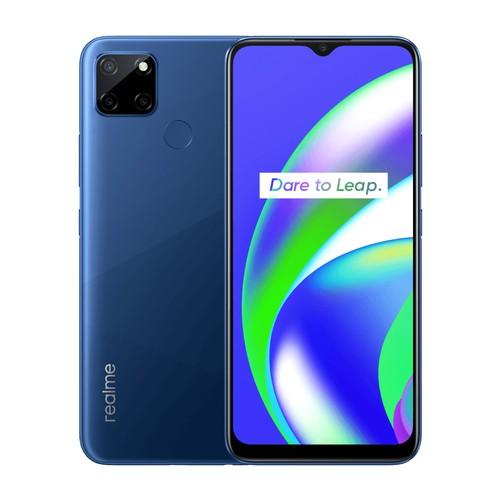 Realme C12 (RAM 3GB/32GB) - Marine Blue