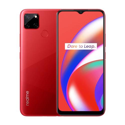 Realme C12 (RAM 3GB/32GB) - Coral Red