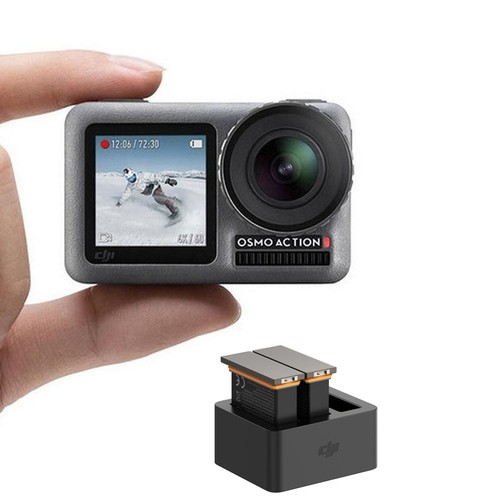 DJI Osmo Action with Charging Kit