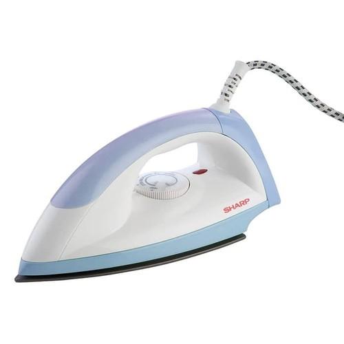 Sharp Electric Iron EI-N05-B - Blue
