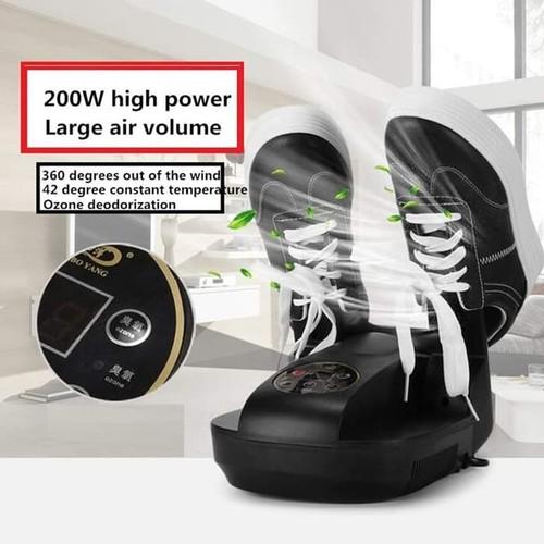 Electric Bake Shoe Drying Machine Folding Timing Ozone Sterilization