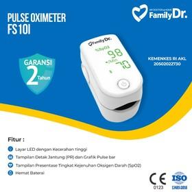FamilyDr Pulse Oximeter FS1