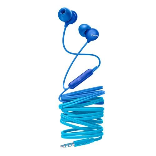 Philips In-ear Earphone with mic SHE2405BL - Blue