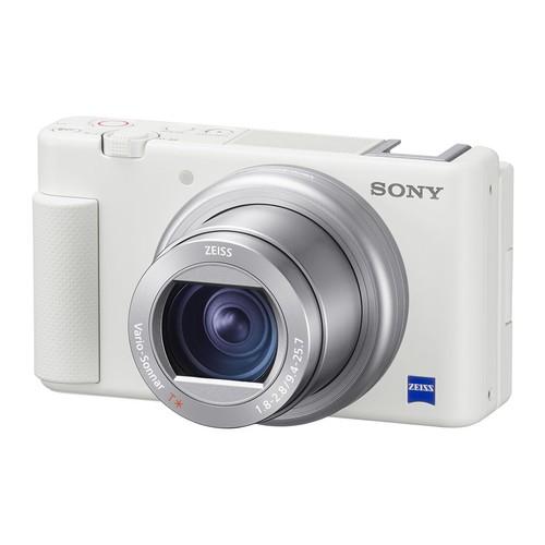 Sony Digital Camera ZV-1 - White