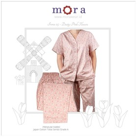 Mora Irona 05 Dusty Pink Fl