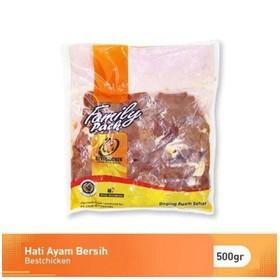 Hati Ayam Bersih 500 gr