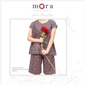 Mora Jen 04 - Flowery Navy