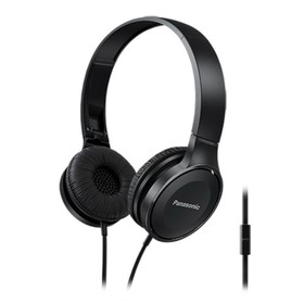 PANASONIC HEADPHONE BLACK (