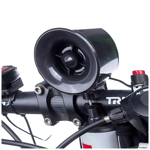 Large Bicycle Horn Sound / Klakson Sepeda - SB-205 - Black