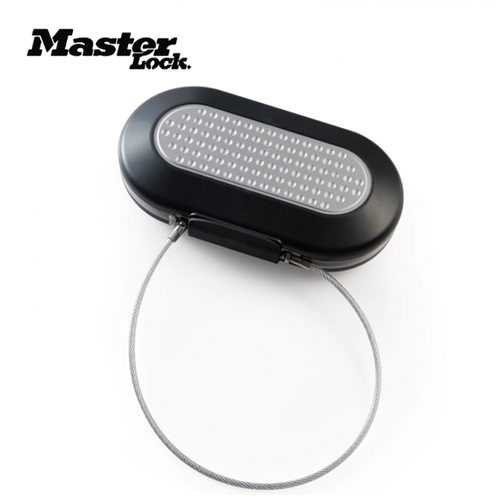 MASTER LOCK 5900D Mini Portable Box Personal Safe Password Lock