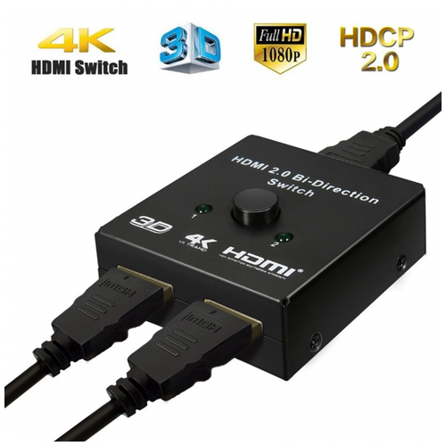 HDMI Bi-Directional 2x1 Switch 3D 1.4V - ACDG0