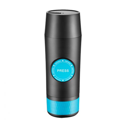 T-COLORS CF1701 Capsule Mini Espresso Portable Coffee Maker 2 in 1