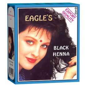 Eagle's Black Henna Hair Dy