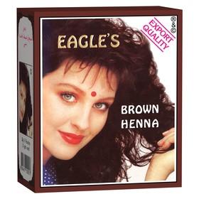 Eagle's Brown Henna Hair Dy