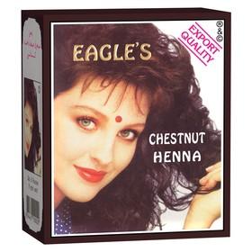 Eagle's Chestnut Henna Hair