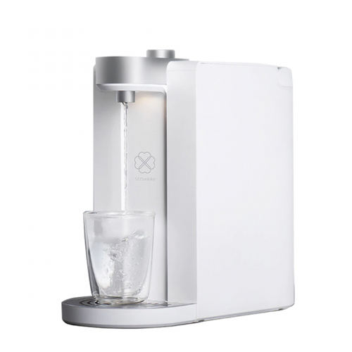 SCISHARE S2102 Mini Heating Water Dispenser 6 Temperature 1.8L