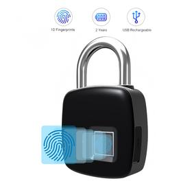 Smart Lock Keyless Anti The