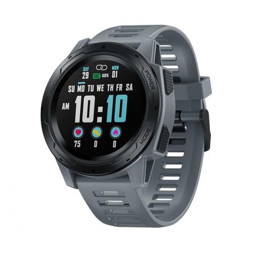 ZEBLAZE VIBE 5 PRO Full Touch Screen Smartwatch Waterproof IP67 Grey