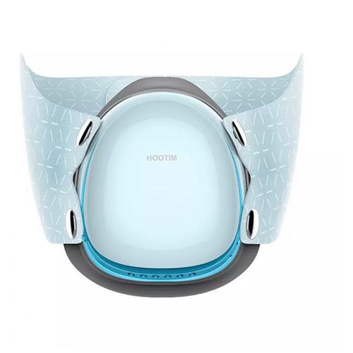 XIAOMI HOOTIM Electric Masker Anti Haze Kabut Steril KN95 PM2.5 Blue