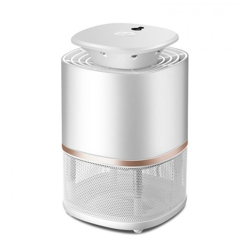 LOSKII MXK-001 Electronic UV Smart Light Control Mosquito Repellent White