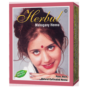 Herbul Mahogany Henna Hair