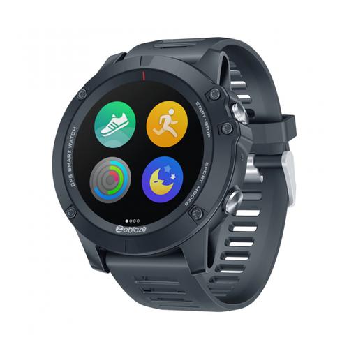 ZEBLAZE VIBE 3 GPS Smartwatch Waterproof IP67 Multi Sports Mode Black