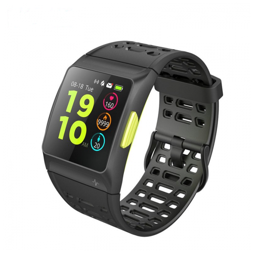 IWOWN P1 ECG Smart Watch With Heart Rate Detector Built-in GPS