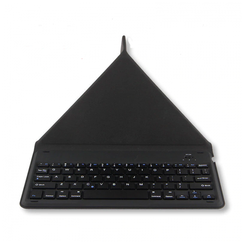 HUWEI JP280 Universal Bluetooth Keyboard Case For Phone And Tablet Black