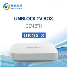 UNBLOCK TECH UBOX 8 PRO MAX
