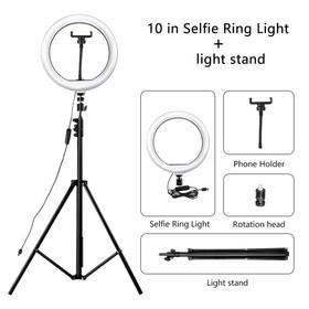 Lampu Tik Tok / Ring Light